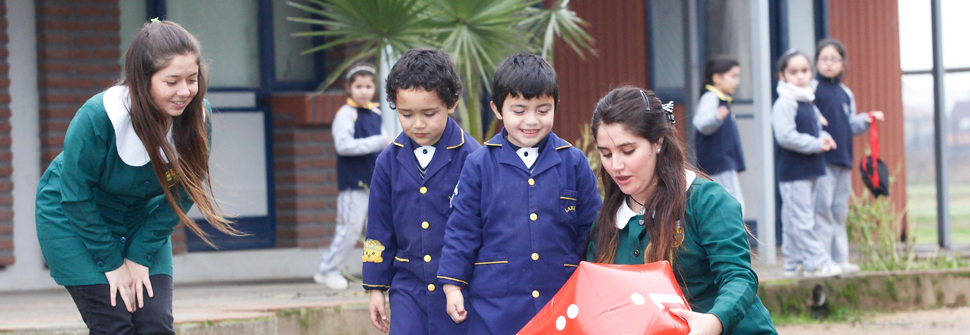 Pedagogía en Educación Parvularia con mención - Talca [Nueva]
