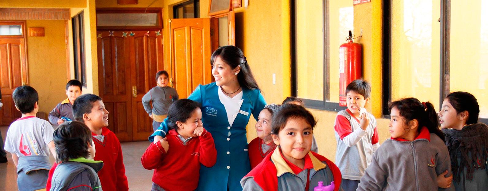 Pedagogía en Educación Especial