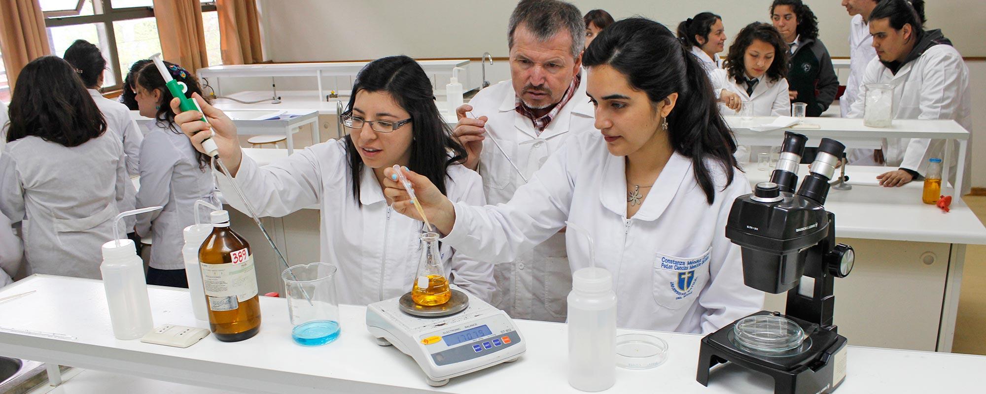 Pedagogía en Ciencias