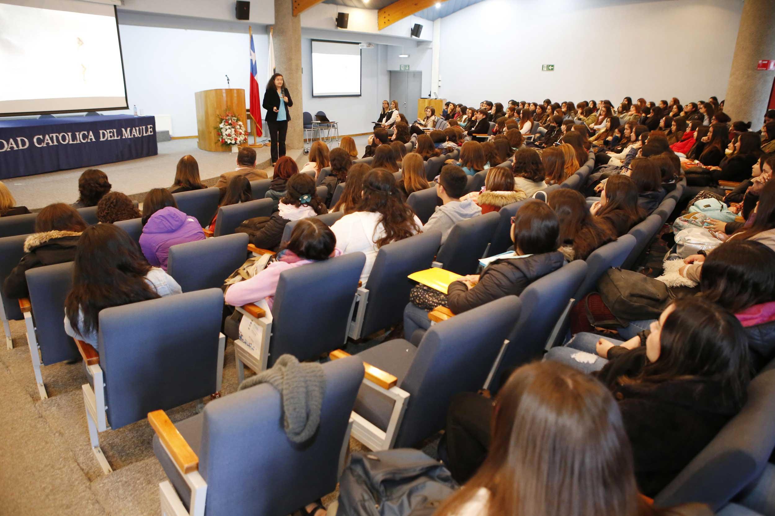 Octubre llega con X Encuentro Internacional de Educación Especial y Psicopedagogía en Talca