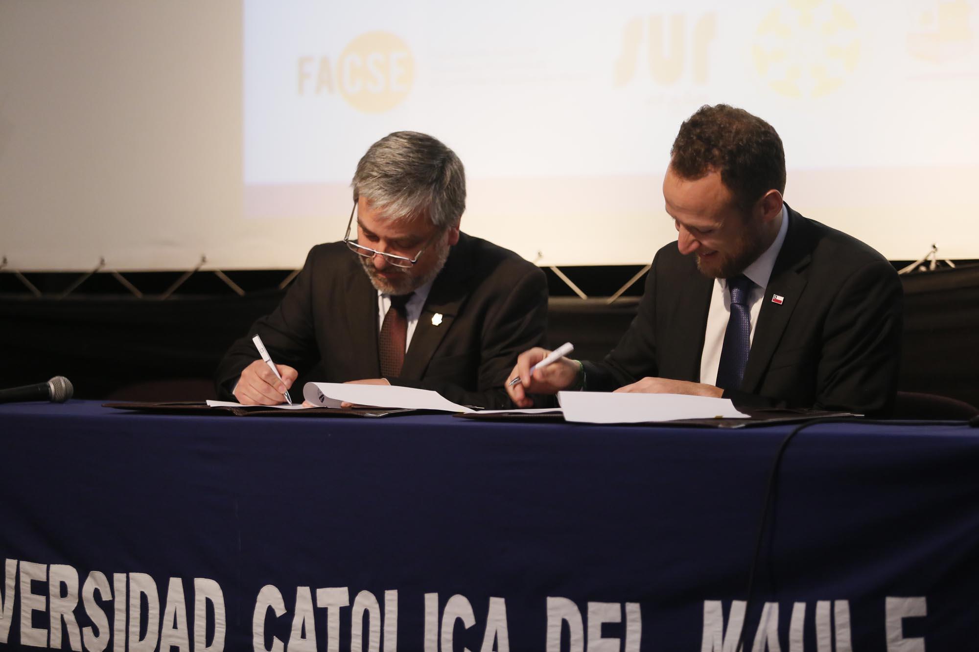 Comprometen trabajo colaborativo en beneficios de territorios del Maule