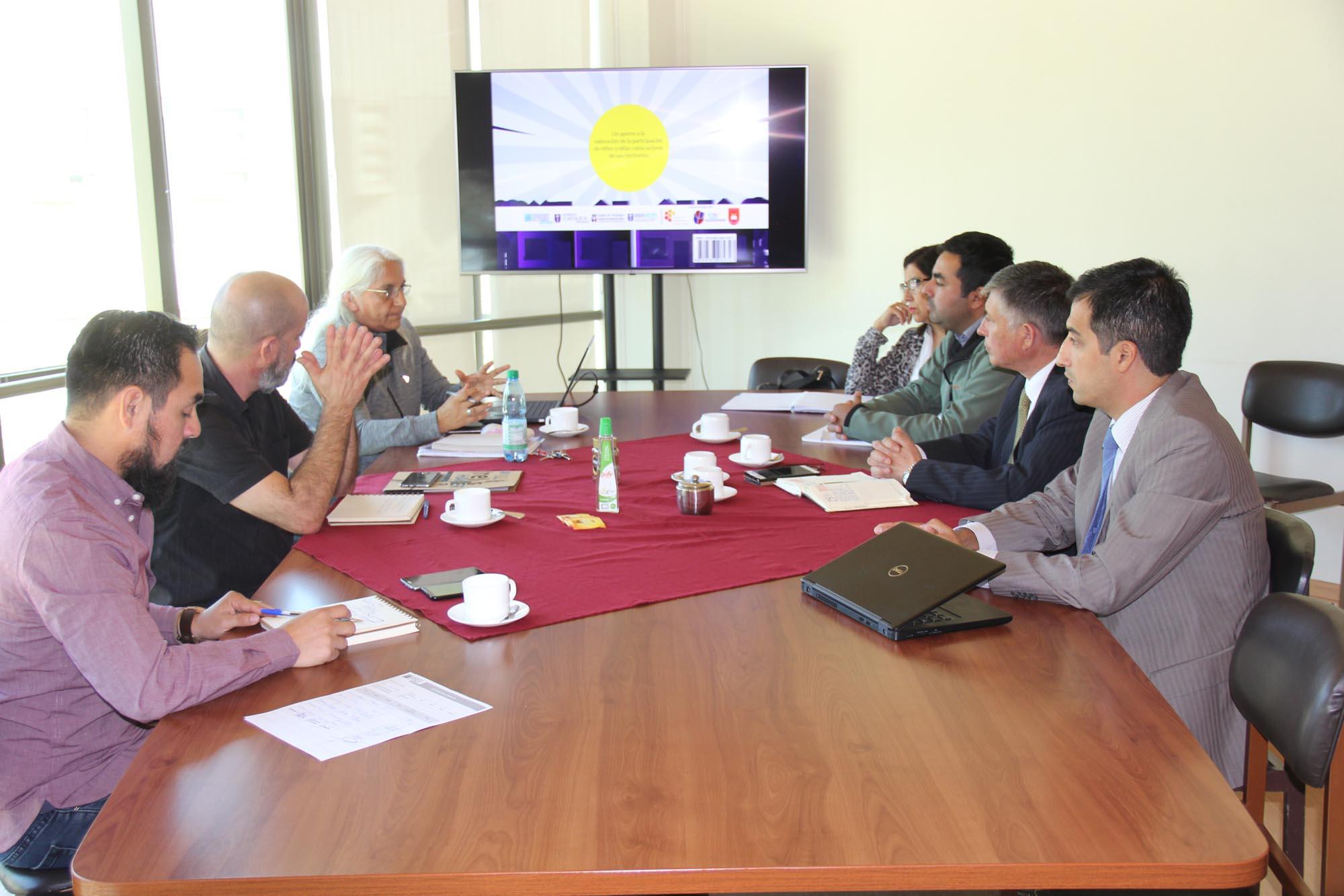 UCM planifica nueva intervención en Santa Olga
