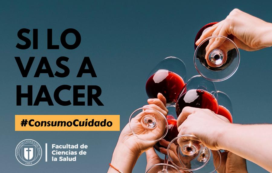 #ConsumoCuidado: la campaña realista que invita al consumo responsable de alcohol durante Fiestas Patrias