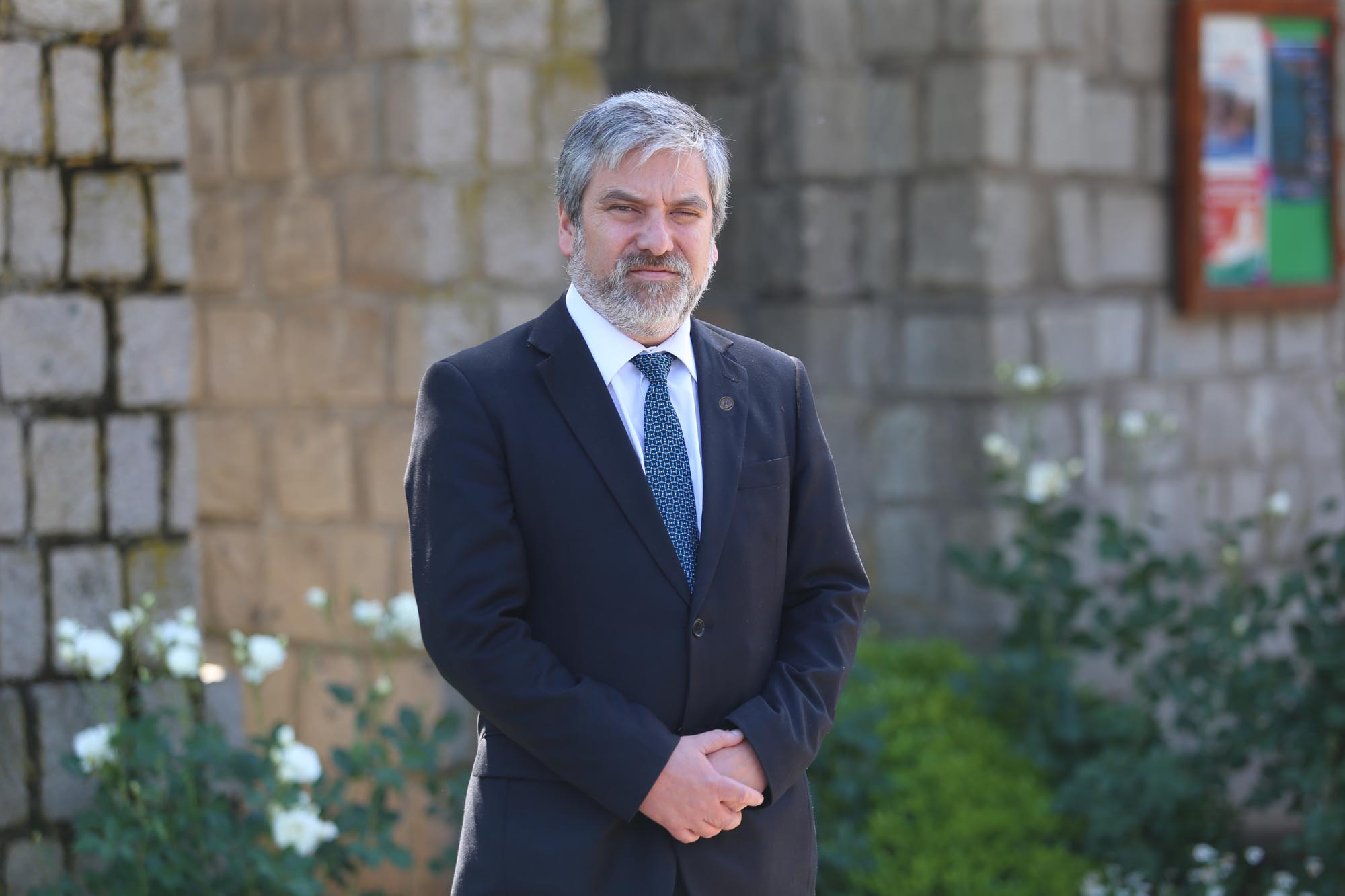 """Rector UCM Dr. Diego Durán: """"El país debe hacer un cambio para ponerse al servicio del bien común"""""""