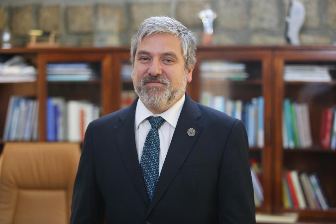 SALUDO RECTOR UNIVERSIDAD CATÓLICA DEL MAULE A LA COMUNIDAD ALUMNI