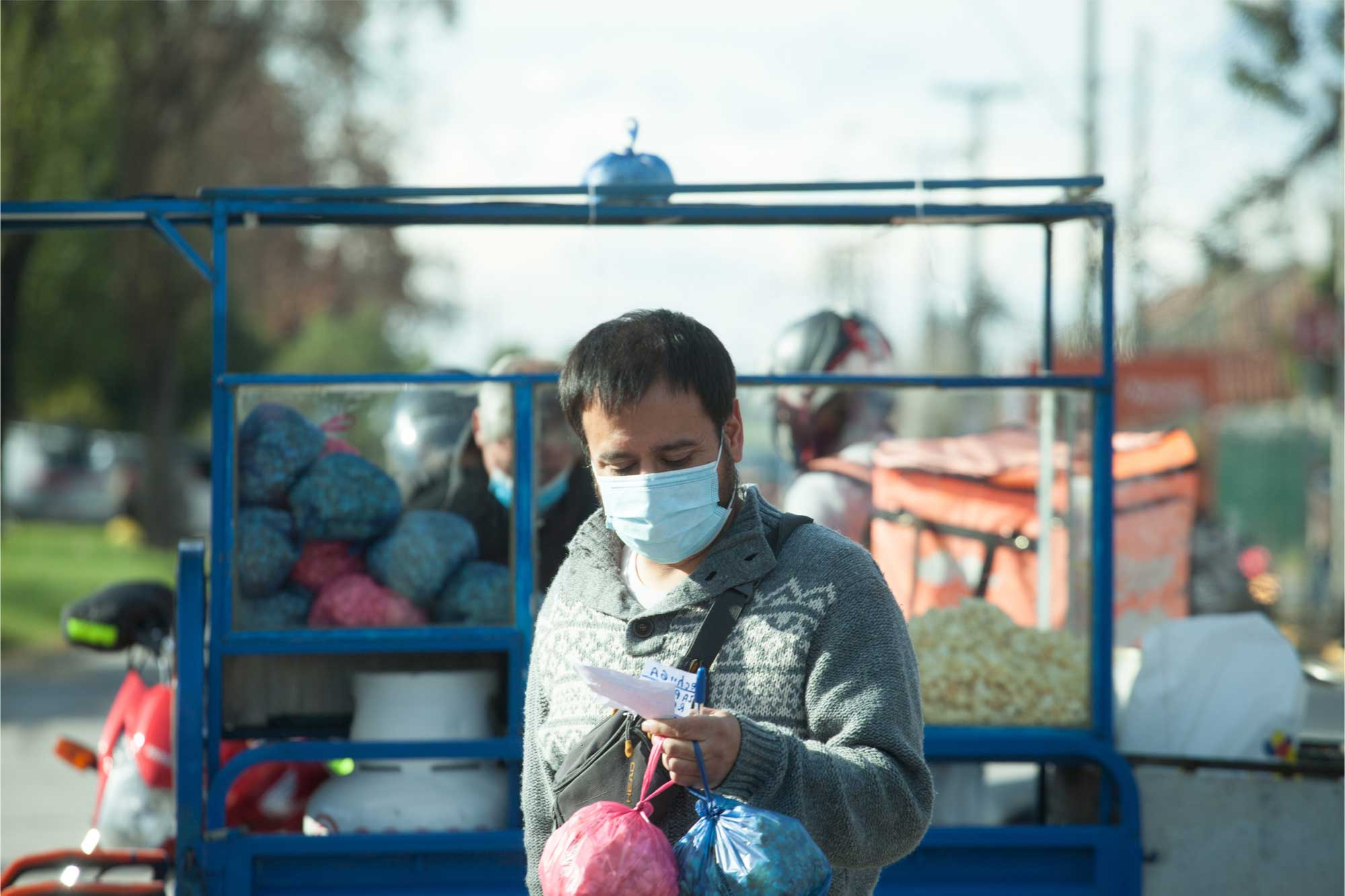 Estudian el rol de las comunidades en Chile durante la pandemia de COVID19