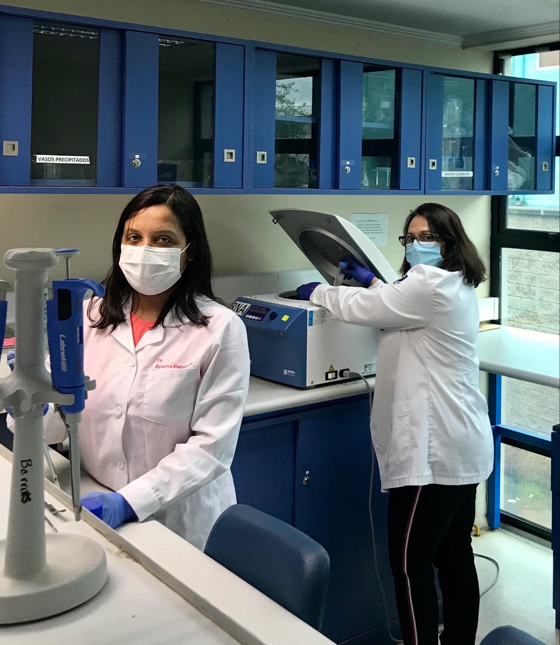 Webinar de microbiología ha captado el interés de científicos de todo el mundo