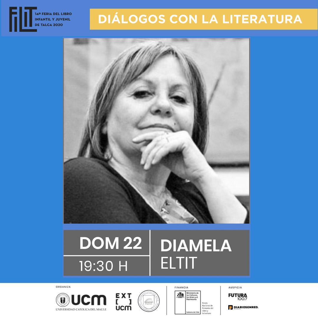 Premios nacionales de Literatura Diamela Eltit y Elicura Chihuailafestarán en la FILIT 2020