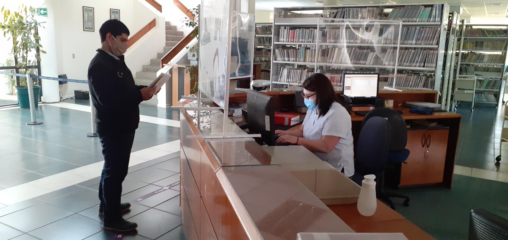 El rol de las Bibliotecas en tiempo de pandemia