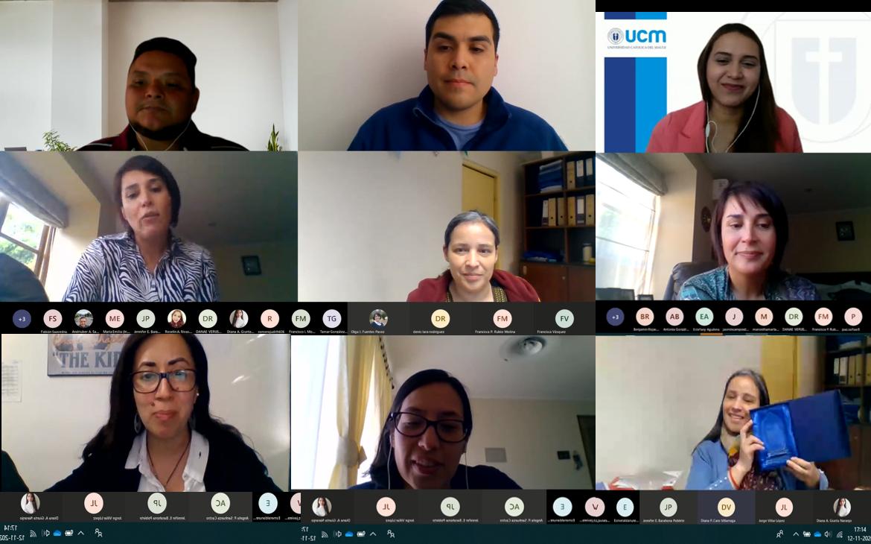 Bibliotecólogos de la UCM enseñan a escolares a buscar información virtual