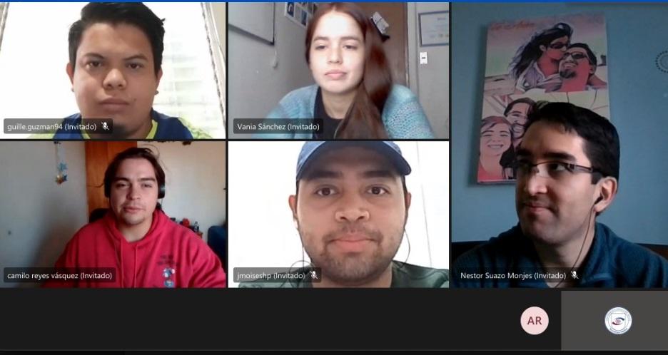 Tecnología Médica UCM inició trabajo colaborativo con universidad de El Salvador a través de metodología COIL