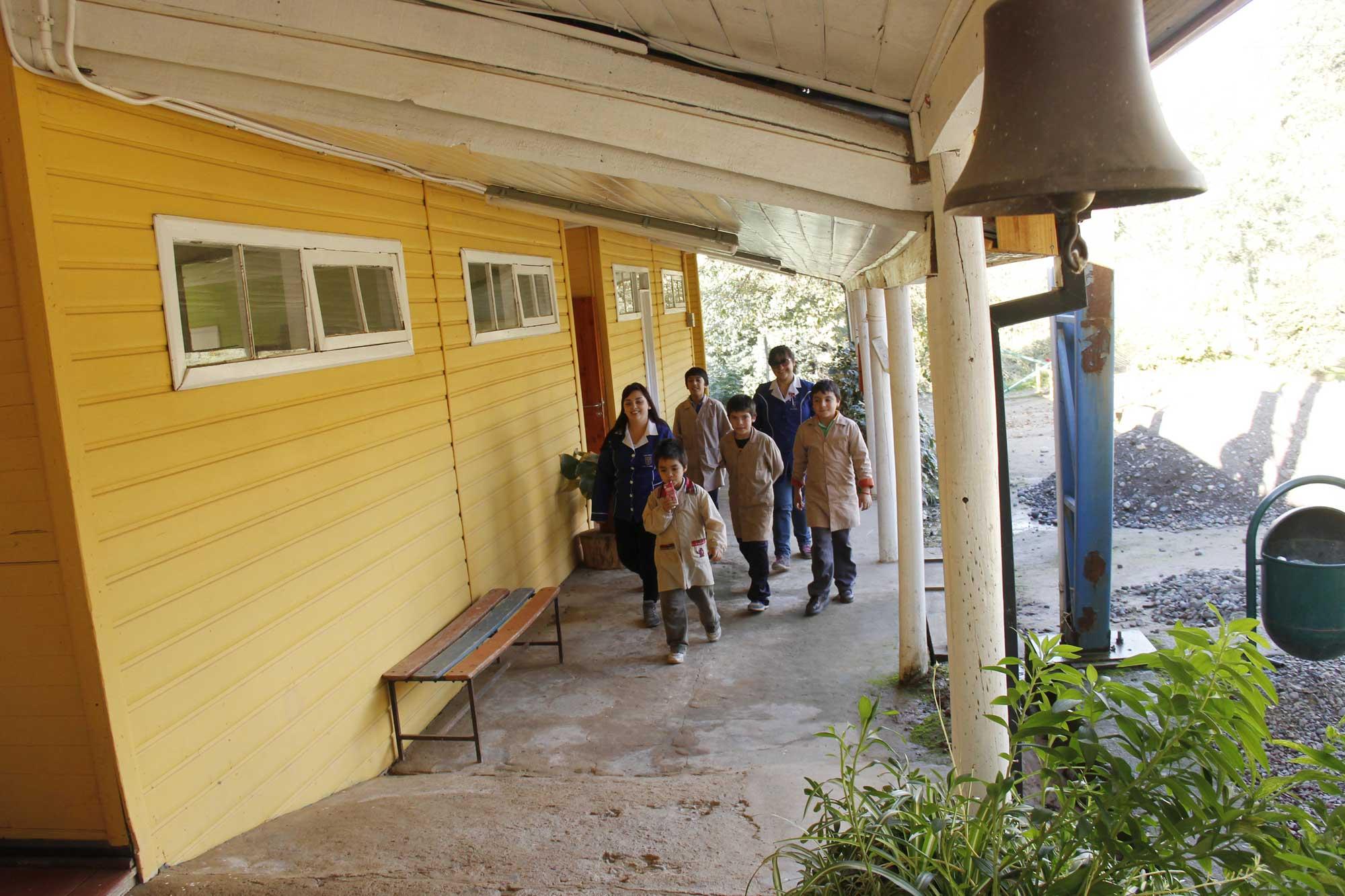 Llaman a impulsar la educación rural y el servicio que prestan las escuelas en el territorio