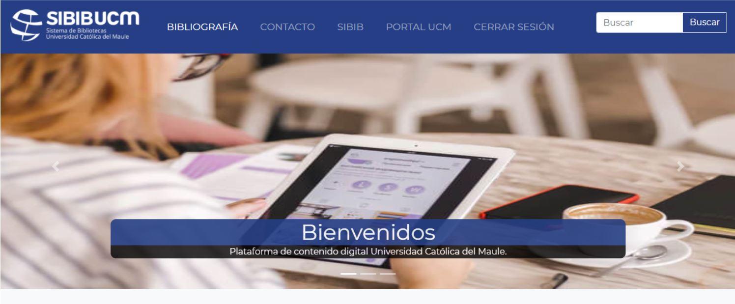 SIBIB UCM coloca al alcance la bibliografía mínima en formato digital