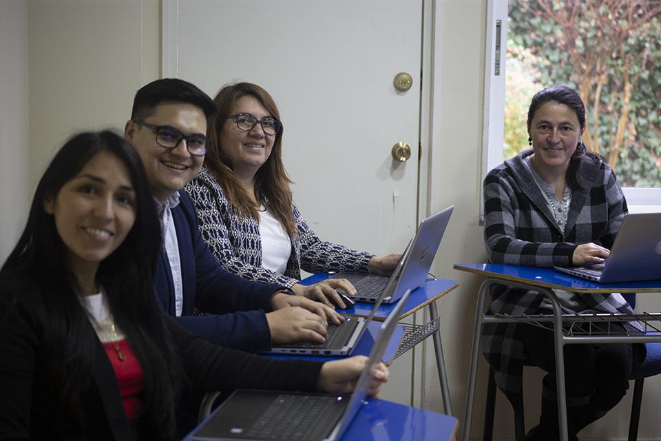 Trabajo colaborativo marcó la salida en vivo de un nuevo módulo de la vertical académica del proyecto Titán