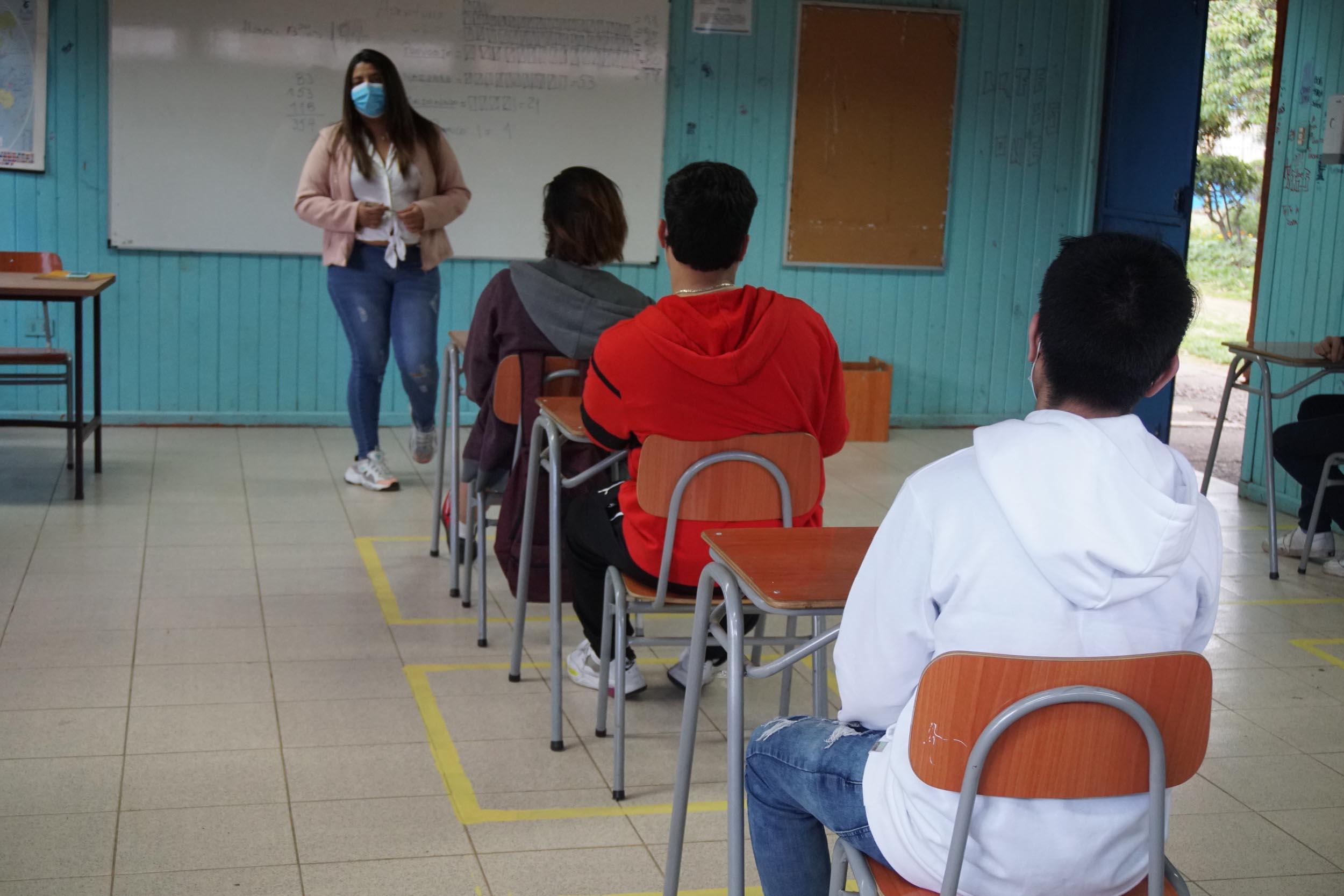 Grupo de 50 escolares comenzaron a prepararse de manera gratuita para su ingreso a la universidad