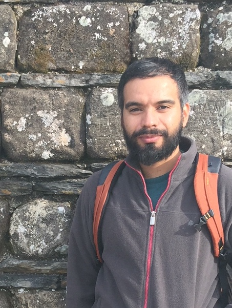 Dr. Samuel García-Oteiza fue invitado a participar en un proyecto de investigación en la Patagonia Argentina