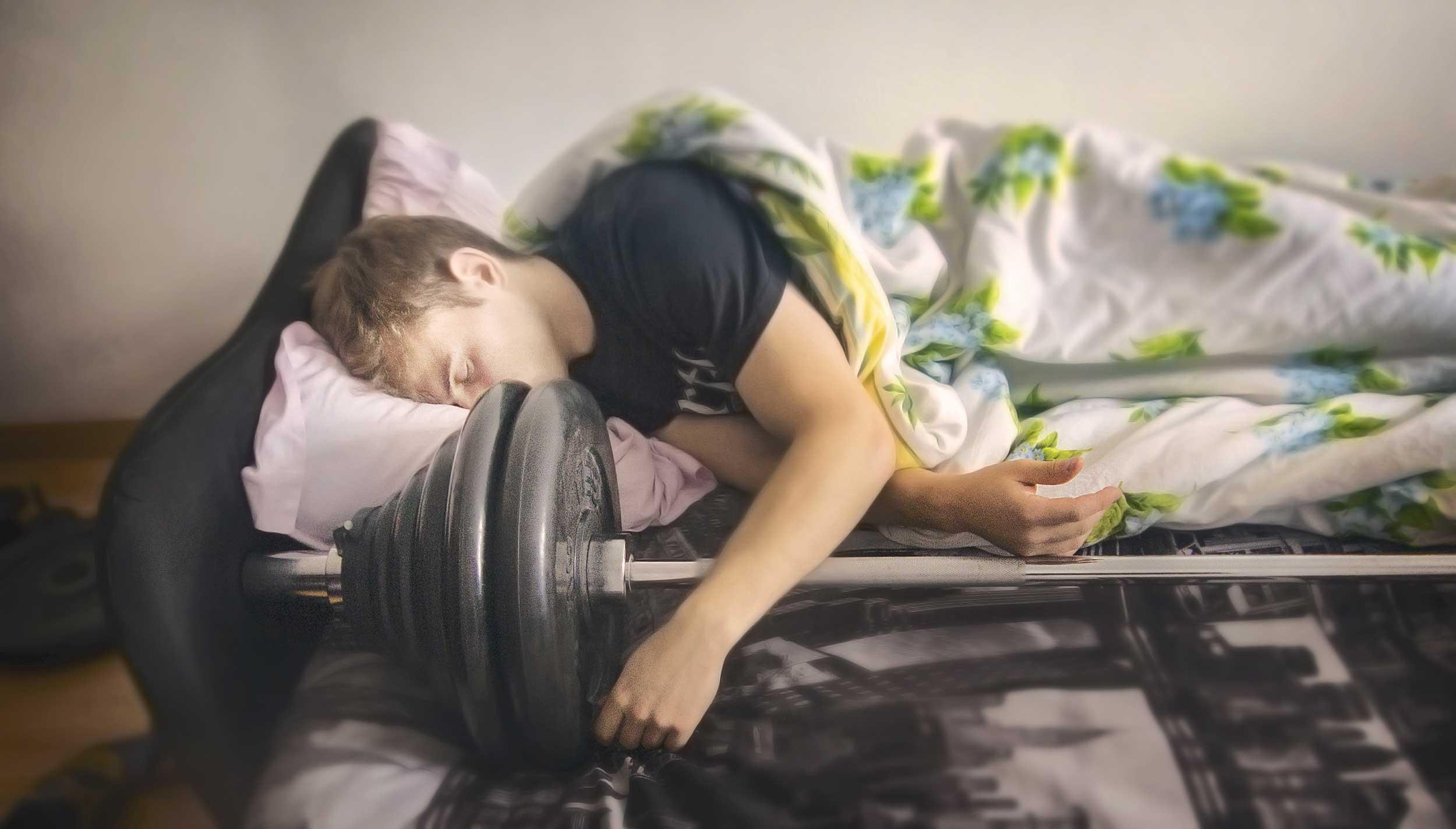 Experto aborda el descanso para el éxito del entrenamiento físico