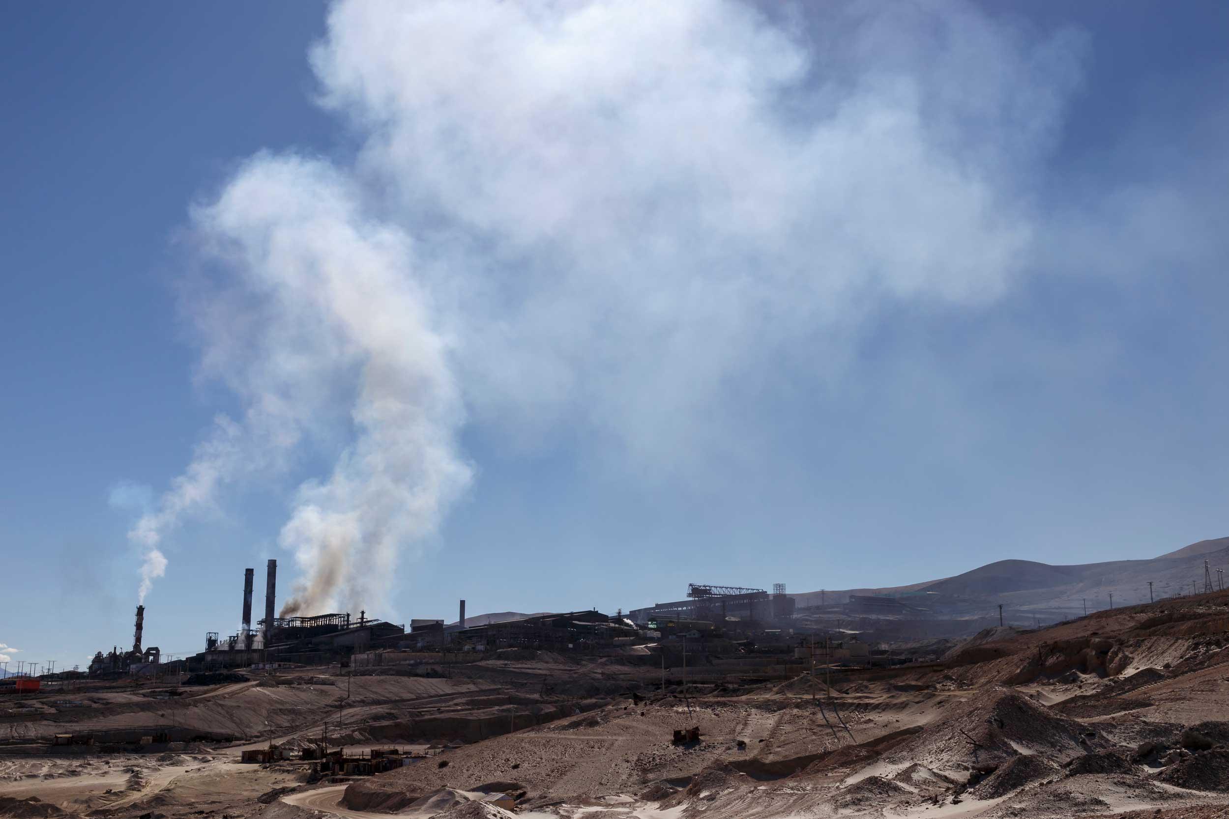 """Opinión: """"¿El cuidado del medio ambiente es prioridad para Chile?"""""""