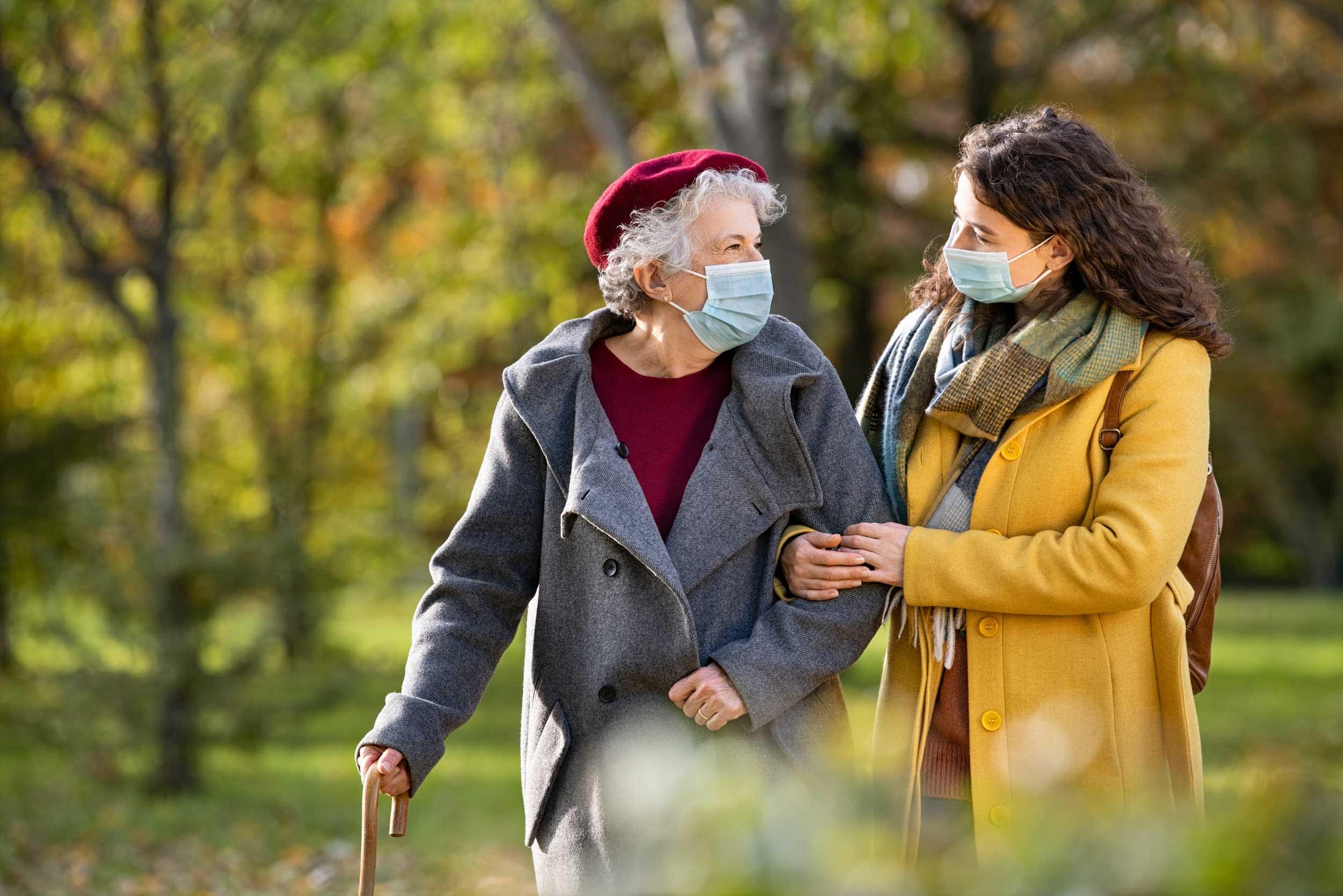 Gracias al uso de mascarillas bajó la circulación de la influenza y de otros virus respiratorios