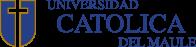 Logo Universidad Católica del Maule colores