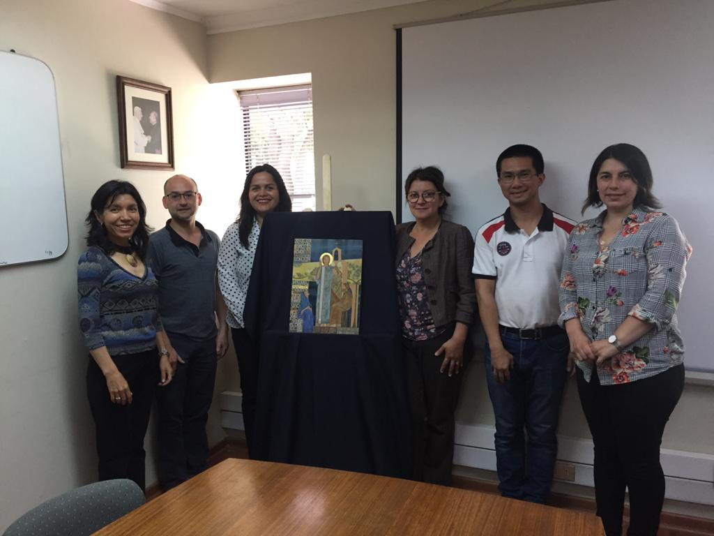 Instituto de Estudios Generales recibe a Jesús Maestro Bueno