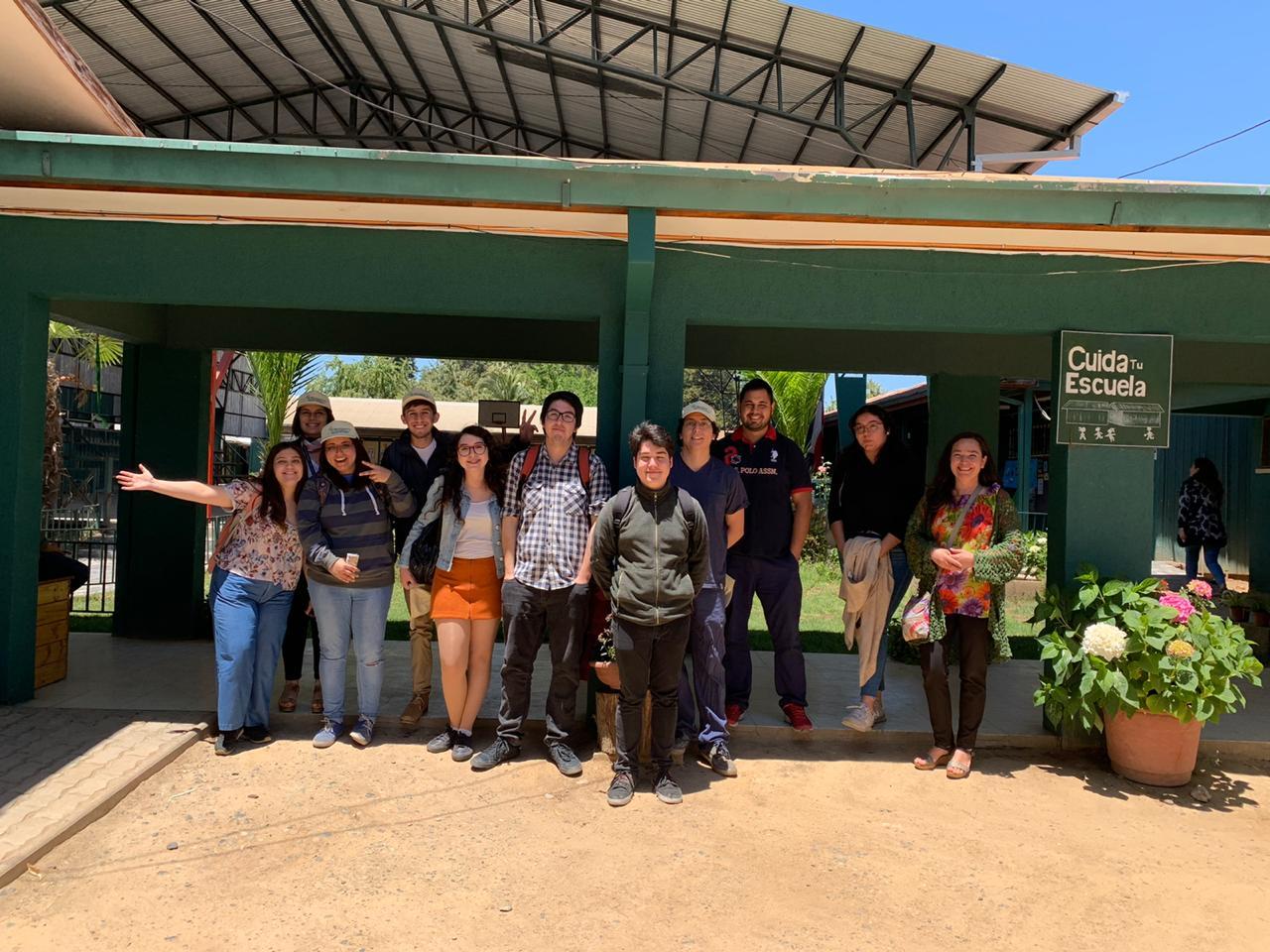 Lazos afectivos y mejores resultados académicos logra proyecto de voluntariado Brotes UCM