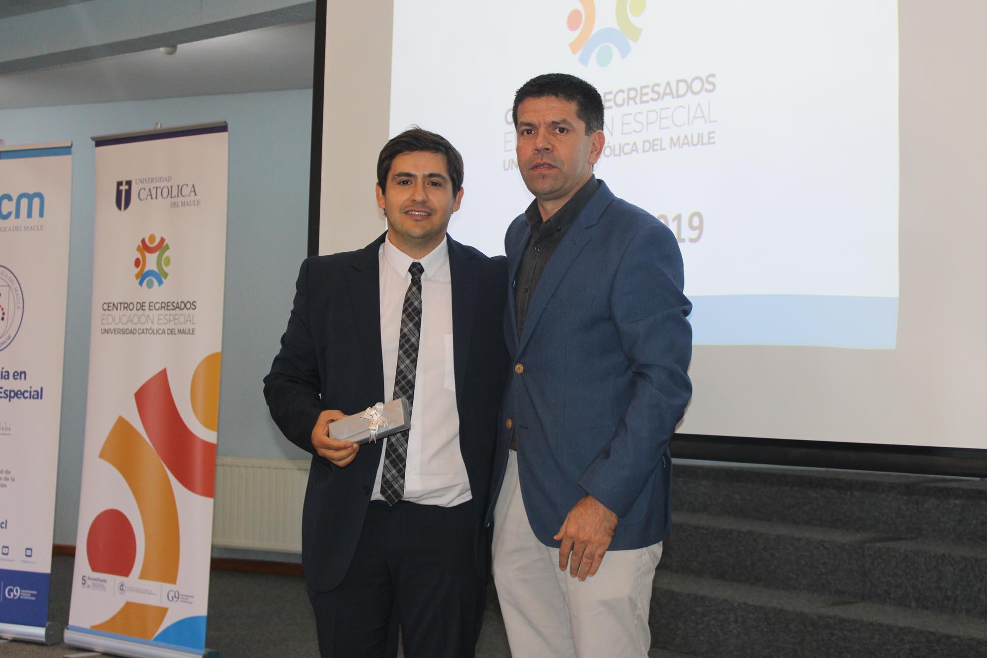 El profesor Exequiel Coñoman: un emprendedor de la educación sustentable