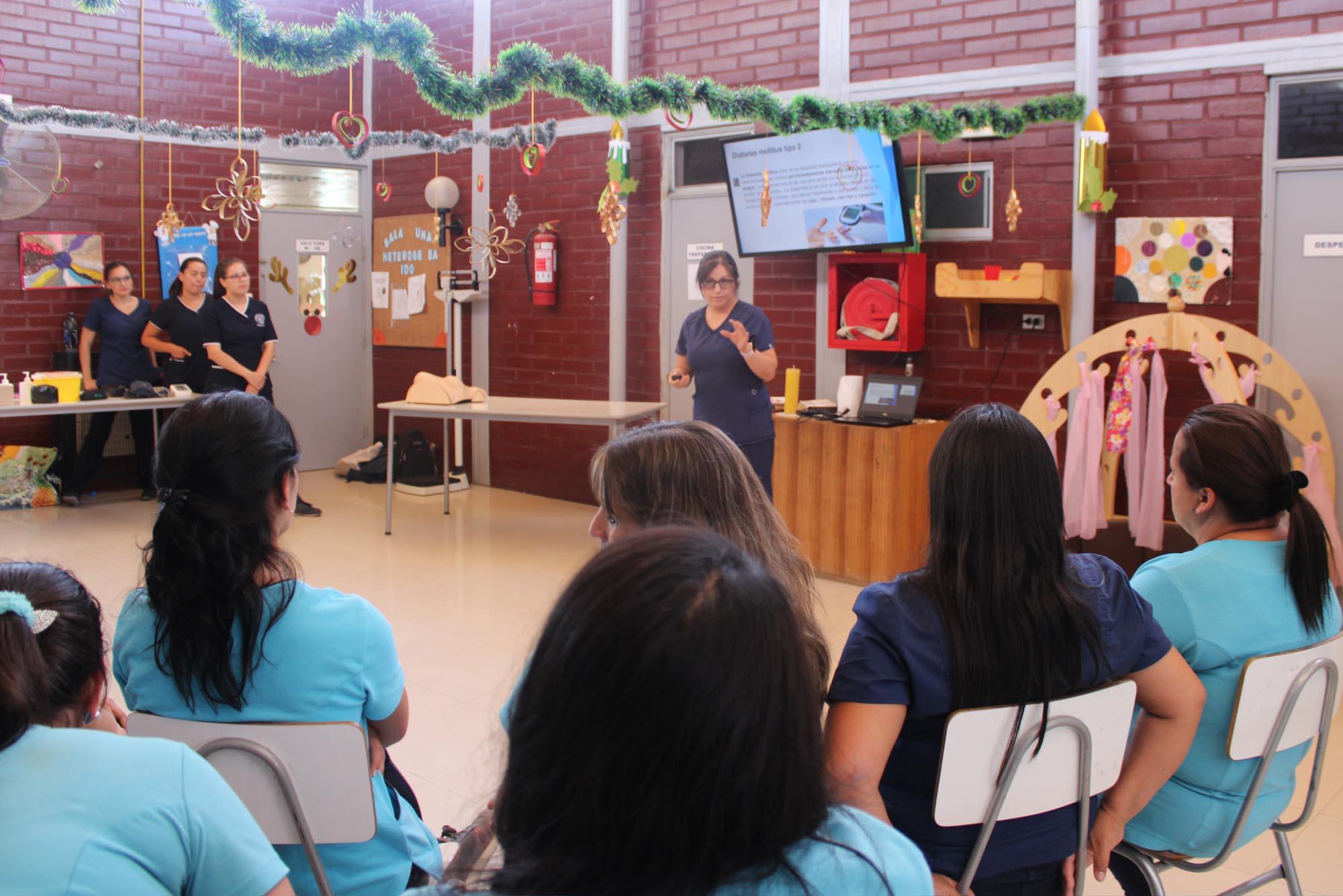 Aprendizaje-servicio: la metodología de enseñanza con la que Enfermería UCM impacta en la comunidad