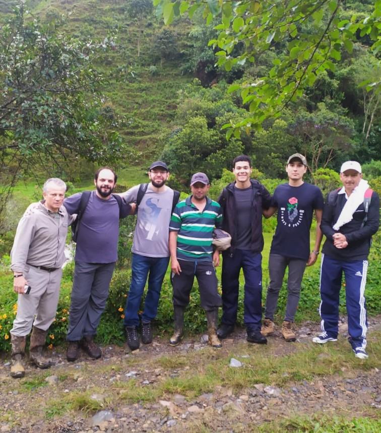 Académico UCM integra equipo internacional que busca preservar la fauna de los Andes Colombianos