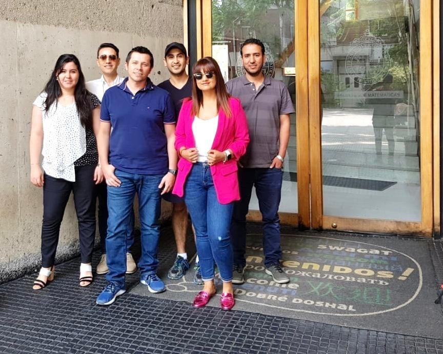 Asumió la nueva directiva de la Sociedad Chilena de Estadística