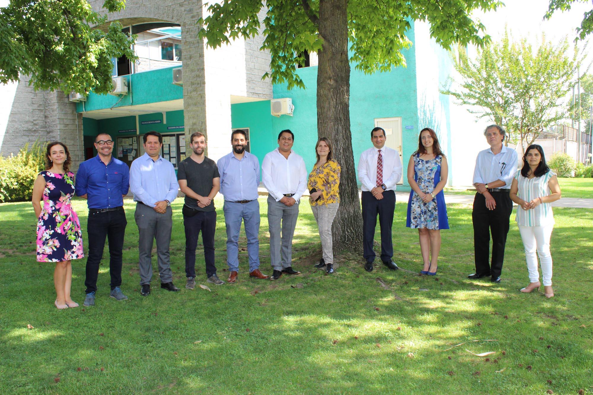 Importantes colaboraciones proyectan la FALP y el Centro Oncológico de la UCM