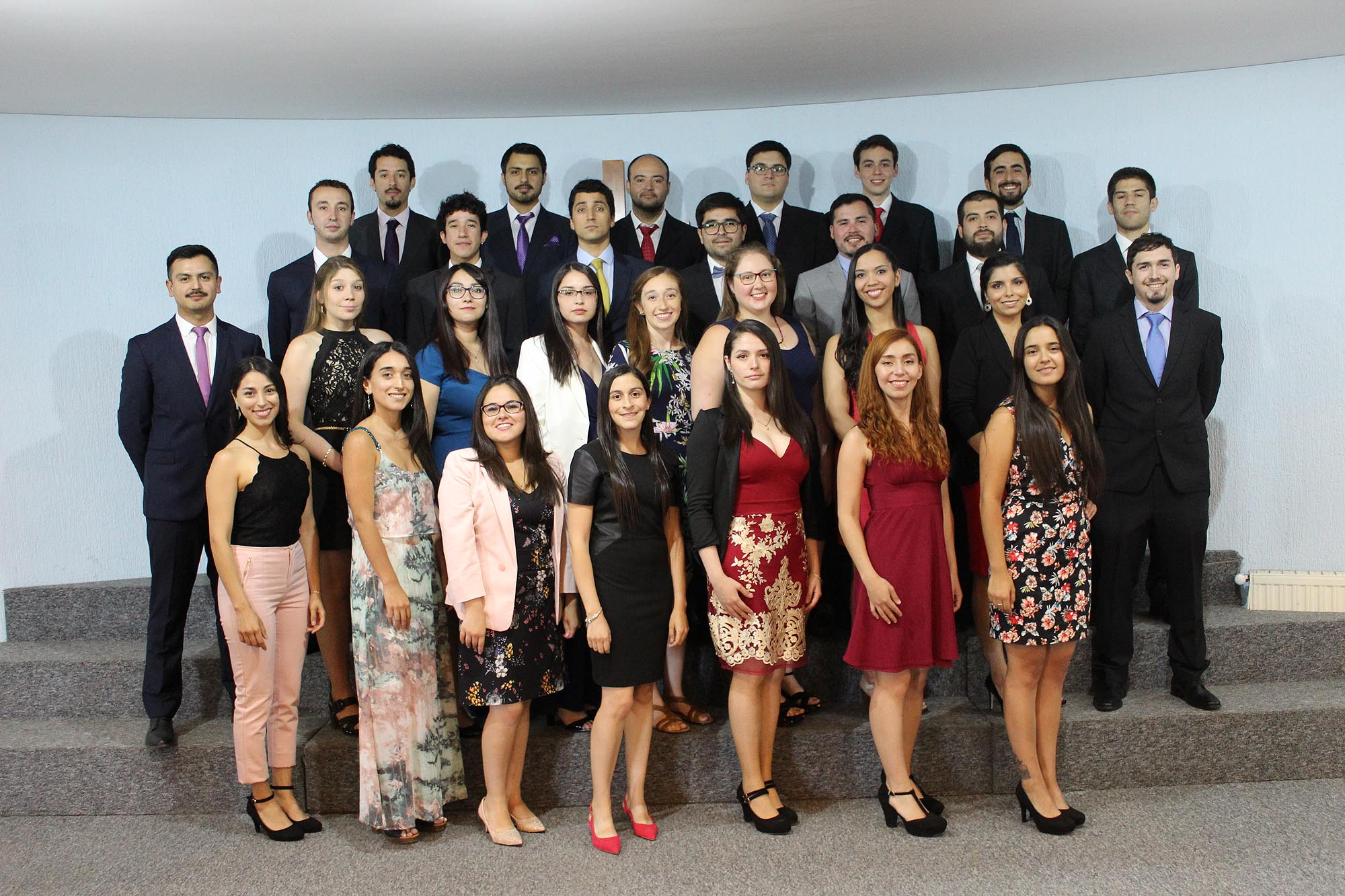 UCM graduó a su décima generación de Médicos