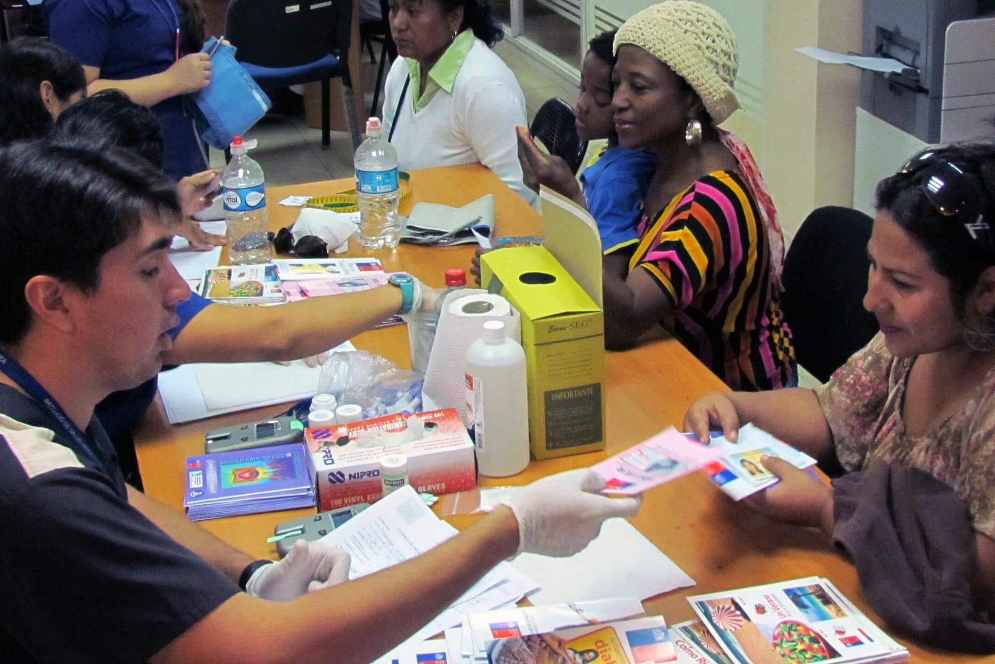 UCM desarrolla innovadora experiencia formativa al servicio de la interculturalidad y la atención de salud