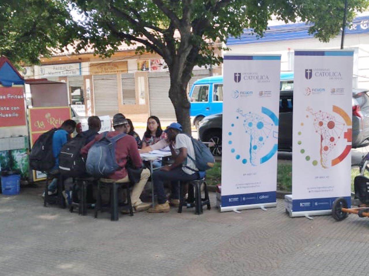 Más de 400 migrantes han colaborado en investigación sobre temáticas de Educación y Salud