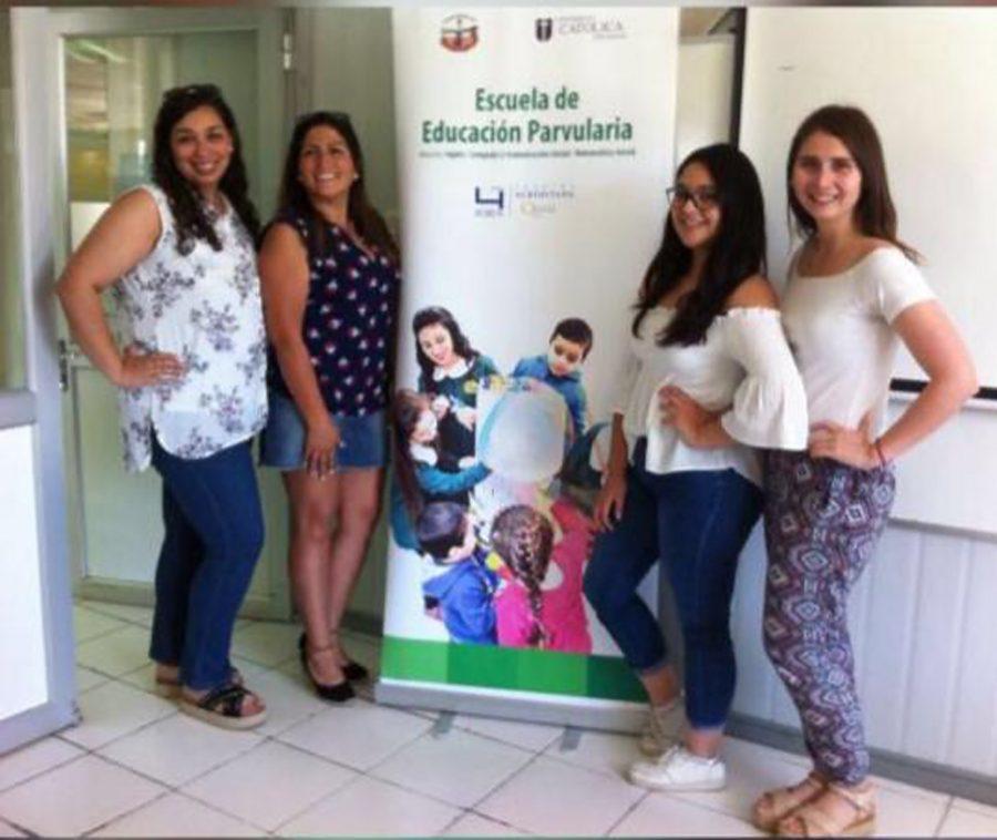 Educación Parvularia conforma su Centro de Ex alumnas