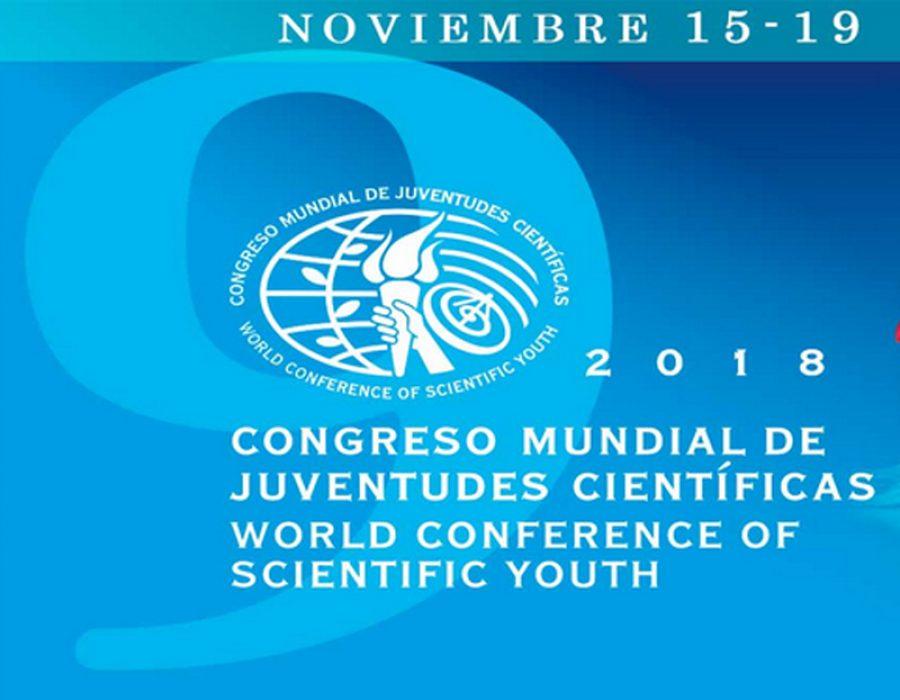 9° Congreso Mundial de Juventudes Científicas