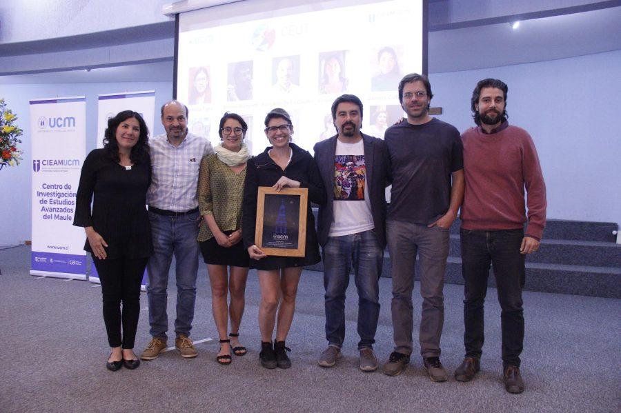 Equipo CEUT se hizo merecedor de Premio a la Investigación UCM