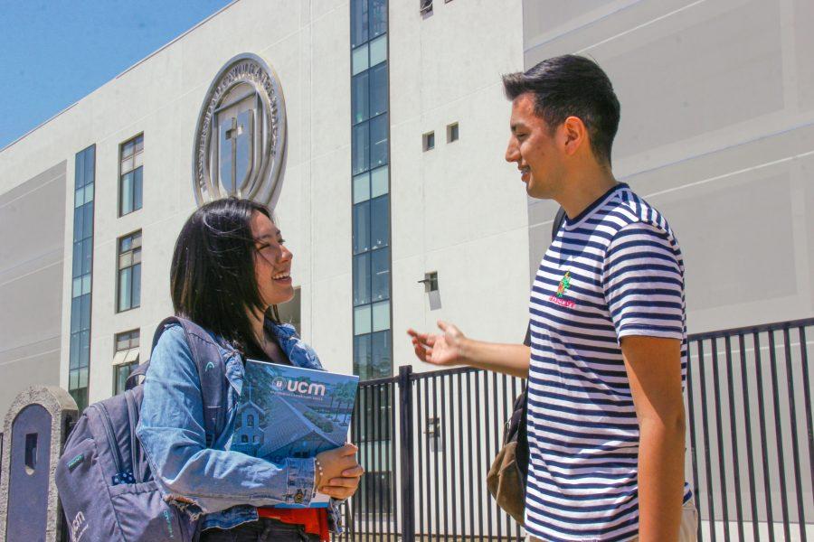 Un 96 por ciento de avance presenta nuevo edificio de Aulas y Facultades de la UCM