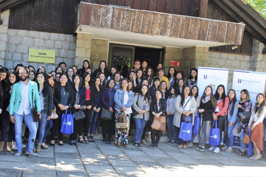 Masiva participación marcó Encuentro Anual de Egresados de Pedagogía en Educación Especial
