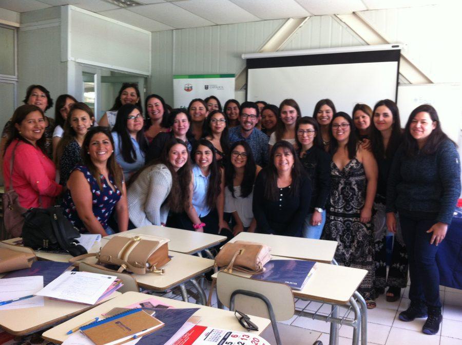 Encuentro abordó las nuevas bases curriculares que regirán para la Educación Parvularia