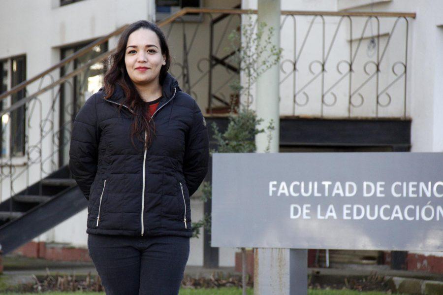 Estudiante mexicana analiza en la UCM la inserción de migrantes al sector agrícola