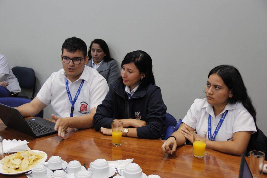 Estudiantes de Enfermería de Colombia viven intercambio en la UCM