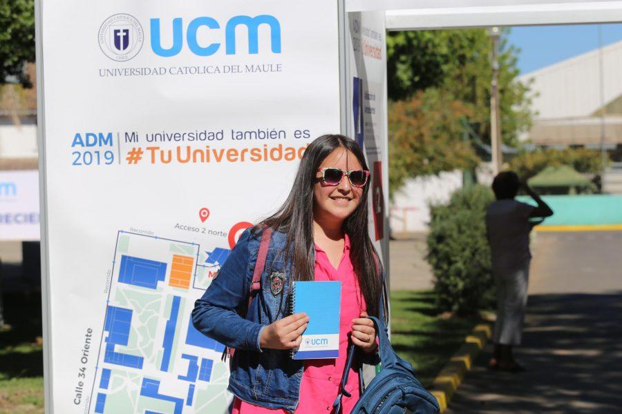 Bienvenida a los nuevos estudiantes de la UCM