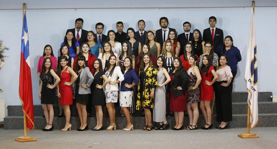 Emotiva ceremonia de graduación de Pedagogía en Lengua Castellana y Comunicación de la UCM