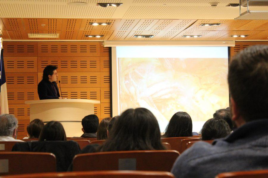 En el Maule se realizó inédita transmisión en vivo de cirugías laparoscópicas de hernias