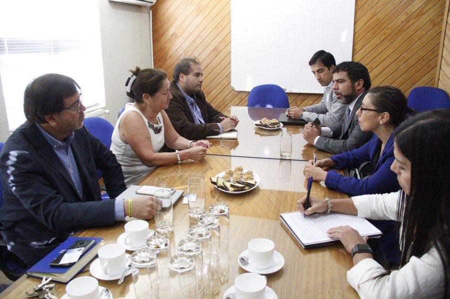Ingeniería UCM fortalece su vínculo con el Colegio Concepción de Talca