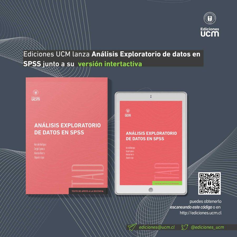 UCM estrena Libro Interactivo sobre el análisis exploratorio de datos para la investigación