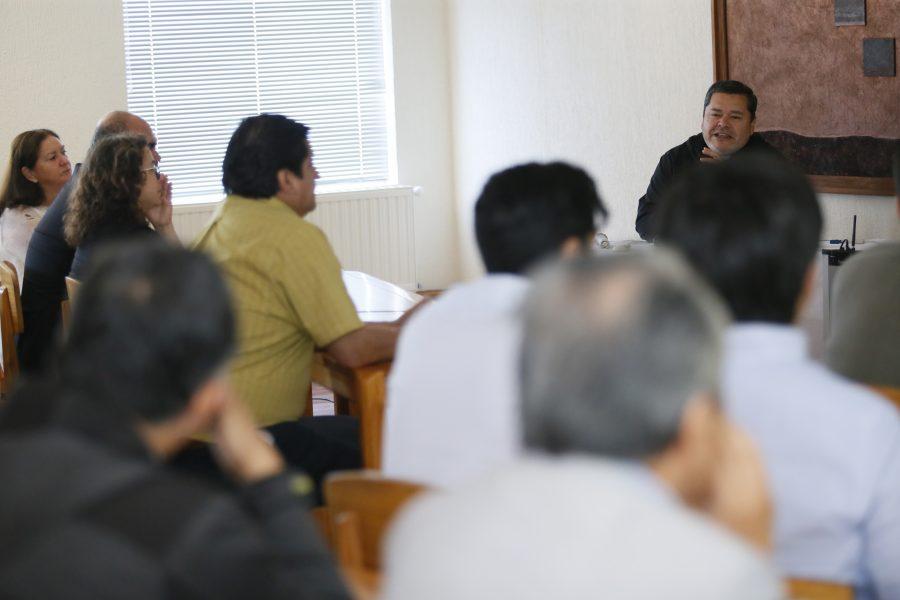 Facultad de Ciencias de la Ingeniería reflexionó tras la partida del profesor Rodrigo Cofré