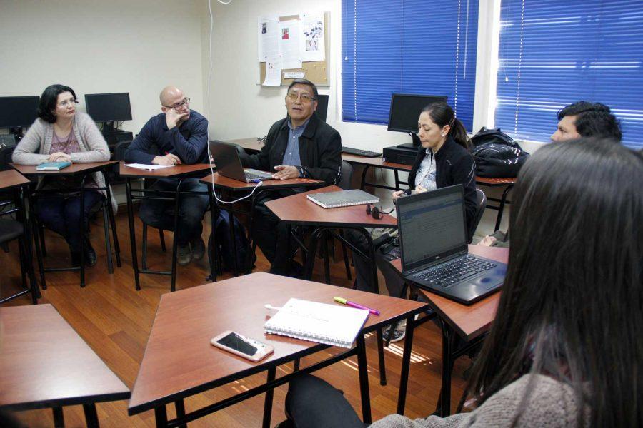 """""""El tema de la interculturalidad es emergente en Chile"""""""