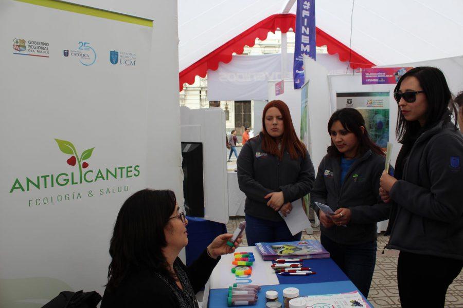 Proyectos en el área de la salud UCM destacaron en Feria de Innovación y Emprendimiento
